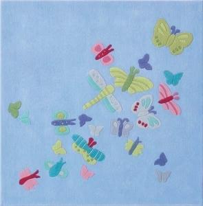 Dětské koberce HABA Motýli