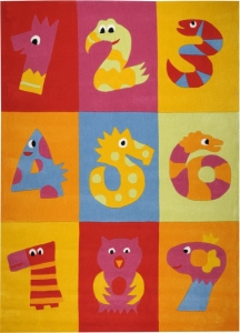 Dětský koberec Theko Menorca - 140x200