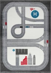 Dětský hrací koberec Čas na hraní - 120x180