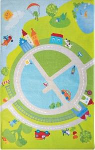 Hrací dětský koberec HABA město